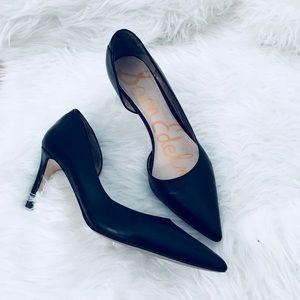 Sam Edelman black heels 8.5